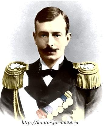 Великий князь кирилл владимирович